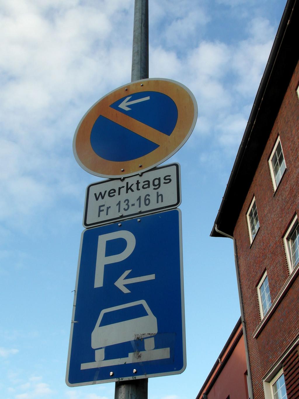 Überflüssiges Halteverbot in der Helenenstraße?