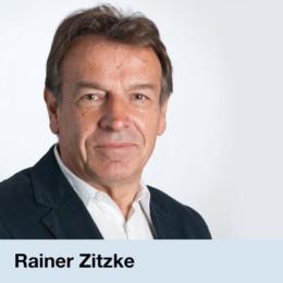 Bezirksrat Rainer Zitzke
