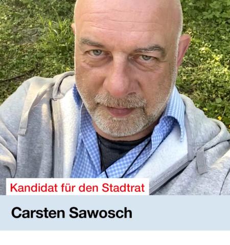 Kandidat für den Stadtrat